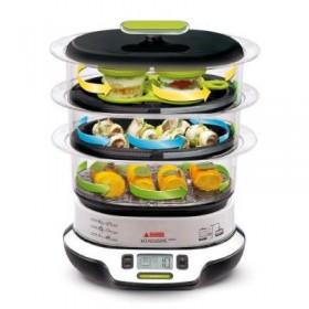 Cuit Vapeur : un grand pas vers la cuisine diététique !