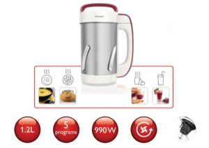 philips hr2200 blender chauffant