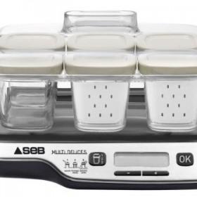 Yaourtiere Seb Multidélices Compact – La seb pour 1 à 3 personnes